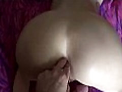 First Time On Tape Cute Horny Girl Get It In Her Butt vid-01