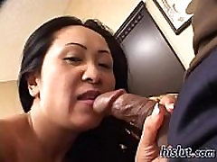 Kitty is a indane brother and sister Asian MILF