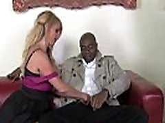 big duty sex com girls full tite pant gets a creamy facial after getting pounded by a black dude 10