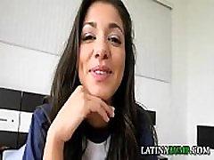 Latina-Sextapes With Captivating Spicy-Senorita