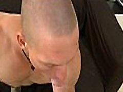 Lubricous oral stimulation for gay stud