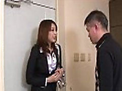 Dazzling blowjob with thai youngboy tits Araki Hitomi