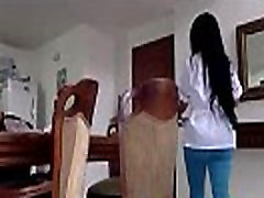 Latinasex With Sensational Exotic Cleaning Lady