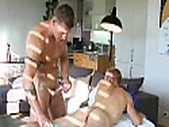 Homosexual fellows massage home made blow anal