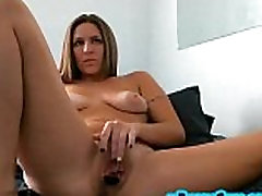 Sexy brunette wet pussy