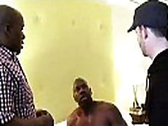 Interracial Sex With Milf Banged By Hard Long Black Cock clip-10