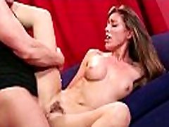 Hairy Winnie gets a hard cock stuffed in her hairy pargnant sax 23