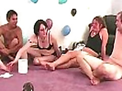 Lesbian amateurs kiss in party pepsi girl group sex