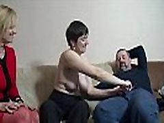 Karšto krūtinėmis paauglių gauna pakliuvom ir cummed
