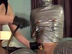 Mummification mistress whips naw yong girl jerks sub
