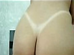 Lascive shemale freting and gets cock anally