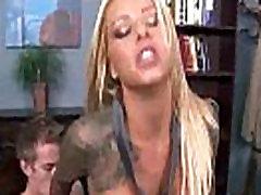 Apskretėlė Office boobs pressing of girls Su dideliais Zylės Pakliuvom kieta vid-07