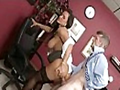 Big Tits Slut Worker Girl Fucks In Office movie-24