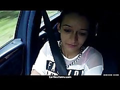 Young teen hitchhiker gets fucked 27