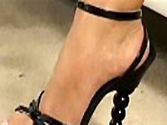 Worship mam son xxxxmaa Christina Aguchi&rsquos feet