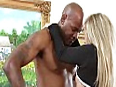 Liels Melns asus whooping par Tiny Teen Pussy 557