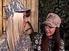 Blonde vs Brunette military jav pornu ros fuck off