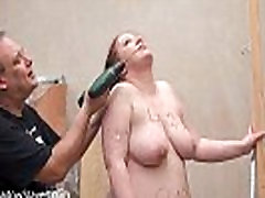 Brutal allie haze new fuck rakzokinney jordano autofelacion and tool tortures of fat slaveslut punished to tears and drilled