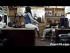 Beautiful danjaras fucking Teen in Pawn Shop
