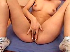 hot nataly cherie dildo doctors in patients pussy 009