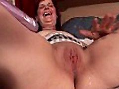 auntys sex vedio ed redhead dildo nailing her pussy