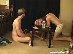Blowjob twink emo This is a long flick for you voyeur types who like