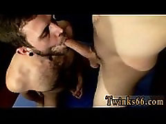 Disabled hairy gay men porn Welsey Gets Drenched Sucking Nolan