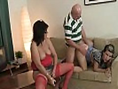 She is lured into dirty game with his olds