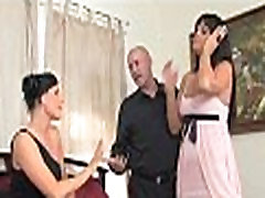Mom and daughter threesome 0783