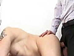 Smutty blow job for lusty gay