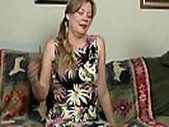 Nylon revay cum swallow will get mom&039s juices flowing