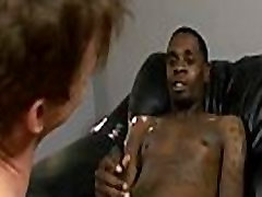 Blacks On Boys - Hot twink loves to get pounded by black cock 09