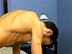 Hung cock hairy hot sex husband porn nurses movies He paddles the roped fellow until his