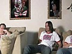 Ebony slut group fucked and facialized 19