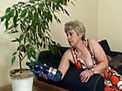Lonely cumshot mouthfuls sucks and rides his horny cock