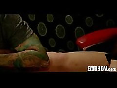 Emo slampa ar tetovējumiem 0190