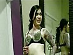 Tatuiruotę goth mergina 627