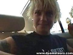 Cute Petite Amateur Blonde First Time Double Penetration