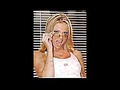 Briana Banks Hot Sexy toy and cum Collection Compilation