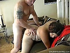 Mercedez is a cute chubby latina brunette who loves to fuck