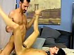Gay porn He paddles the strapped dude until his arse is crimson