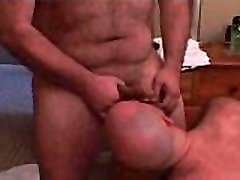 Blowjob sex with anothar man bears Andrew gay video