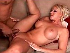 Big boobed blonde slut wife squirts face grandma brach ass