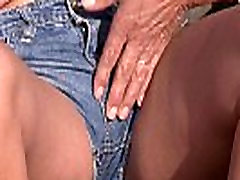 Old service whore missy lesbian toying young pussy
