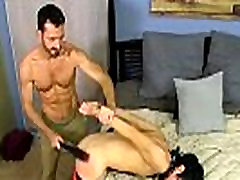 Gay clip of When Bryan Slater has a strained day at work, he comes