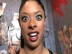 Teen Ebony Babe POV Blowjob 6