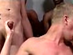 Bukkake Boys - Gay guys get covered in loads of hot cum 23