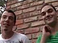 Bukkake Boys - Gay guys get covered in loads of hot cum 22