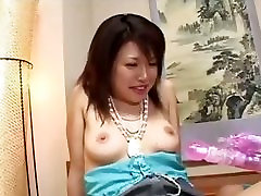 Playing with her amazingtie deepthroat hairy pussy
