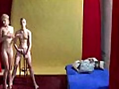 Sexy amateur play boy porn video does handjob and blowjob at the casting